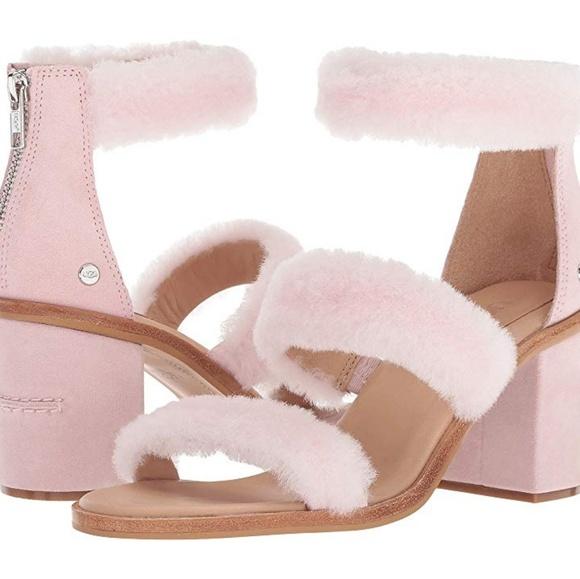 UGG Shoes - New UGG Del Rey Fluff Heels various sizes